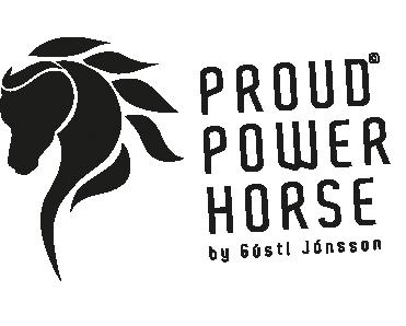 ProudPowerHorse by Gusti Jonsson Logo